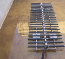 aeration diffuser  liftable